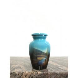 Urne souvenir image imprimée - Chevreuil
