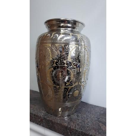 Urne nickel dorée (étroite)