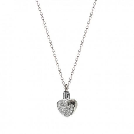 Le coeur de diamants